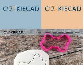 #314 for Design a Logo for Cookiecad, a cookie cutter making website af OmarBakr9