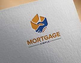 Nro 247 kilpailuun Mortgage Simple Logo käyttäjältä faysalamin010101