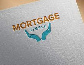Nro 248 kilpailuun Mortgage Simple Logo käyttäjältä faysalamin010101