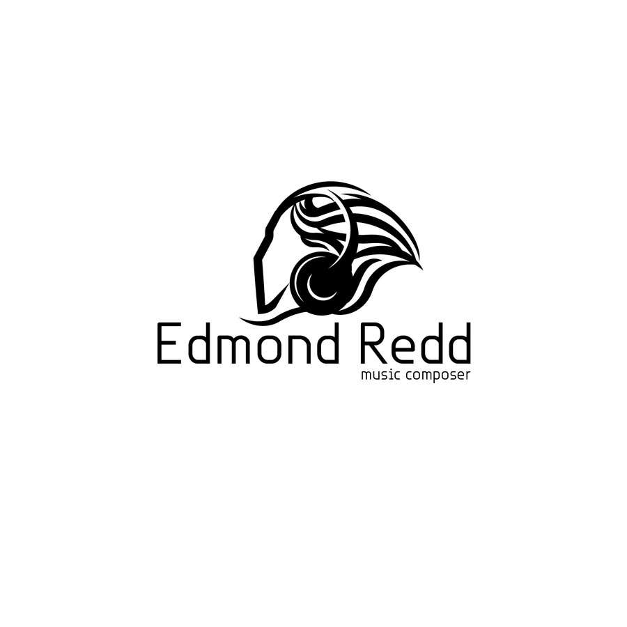 #29 for Logo Design for Edmond Redd- Music Composer by pjison