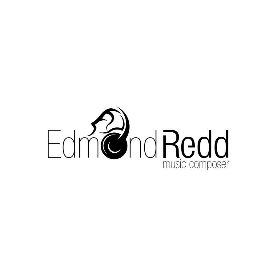 #30 for Logo Design for Edmond Redd- Music Composer by pjison