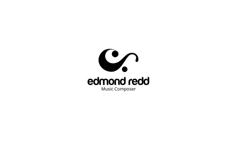 #35 for Logo Design for Edmond Redd- Music Composer by zetabyte