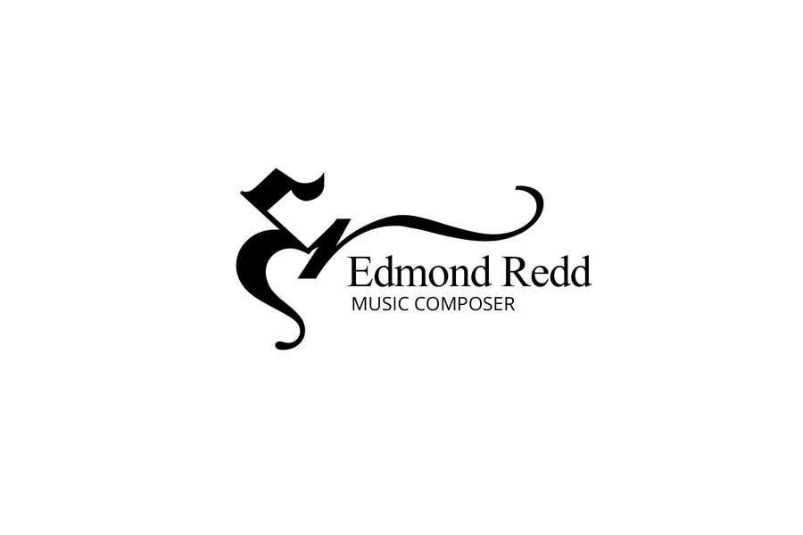 #45 for Logo Design for Edmond Redd- Music Composer by zetabyte