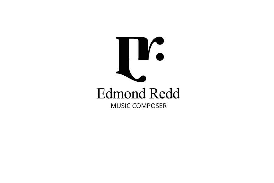 #49 for Logo Design for Edmond Redd- Music Composer by zetabyte