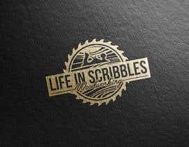 """#202 for Logo design - """"Life in Scribbles"""" af eddesignswork"""
