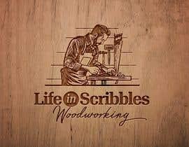 "dgpaolacastaneda tarafından Logo design - ""Life in Scribbles"" için no 197"