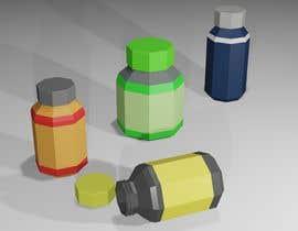 Nro 7 kilpailuun 3D Low Poly model design käyttäjältä kvinke