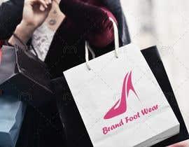 rrimon775 tarafından Name and logo for shop that sell all branded footwear surplus like factory outlet için no 17
