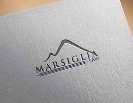 #246 untuk Marsiglia Law Logo oleh skkartist1974