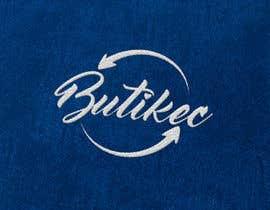 Nro 91 kilpailuun LOGO for a BABY 2ND HAND SHOP named BUTIKEC käyttäjältä robsonpunk