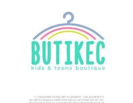 Nro 55 kilpailuun LOGO for a BABY 2ND HAND SHOP named BUTIKEC käyttäjältä dbashkirov