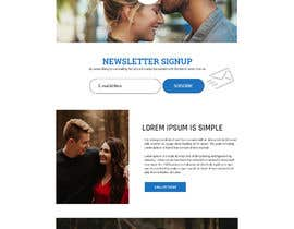 #17 untuk Landing page that will let me sign up members before site launch oleh softminders