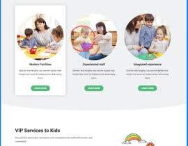 #3 for Website redesign by hosnearasharif