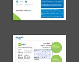 #13 für Make my brochure look professional - How to read your new certficate von ChiemiDesigns