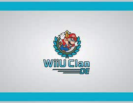 nº 6 pour Logo Design for Wii U Clan par emandme