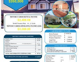 #77 for Real Estate Investing Pro-Forma Flyer by mdimranhossain5