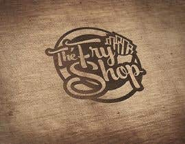 """#561 untuk Logo and Branding for """"The Fry Shop"""" oleh eddesignswork"""