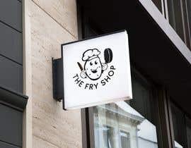 """#550 untuk Logo and Branding for """"The Fry Shop"""" oleh lida66"""