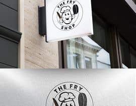 """#551 untuk Logo and Branding for """"The Fry Shop"""" oleh lida66"""