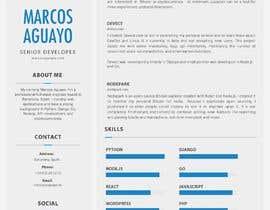 #20 untuk Resume Design oleh dataentry4expert