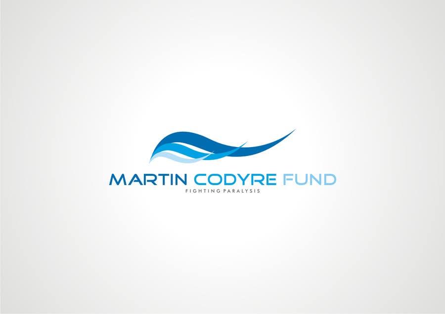 Kilpailutyö #                                        75                                      kilpailussa                                         Logo Design for Martin Codyre Fund
