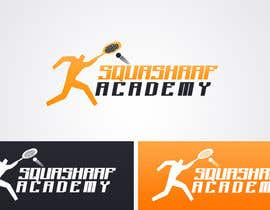 #13 para Squashraf Academy por kanno007
