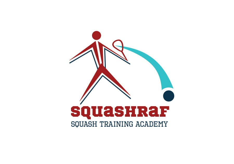 #107 for Squashraf Academy by humphreysmartin