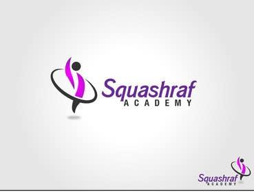 #22 for Squashraf Academy by rashedhannan