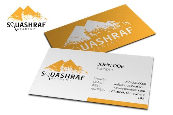Bài tham dự cuộc thi #40 cho Squashraf Academy