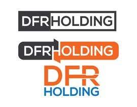 #42 untuk Logomarca da DFR Holding oleh kalamazad1261