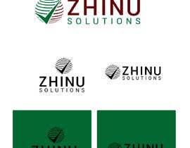 #11 para Professional Logo Design for Zhinu Solutions / Diseño de Logotipo Profesional para Zhinu Solutions de presti81