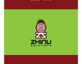 #26 para Professional Logo Design for Zhinu Solutions / Diseño de Logotipo Profesional para Zhinu Solutions de ismaelmohie