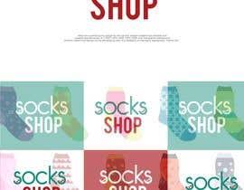 #69 untuk Brand name and logo for socks shop oleh Studio4B