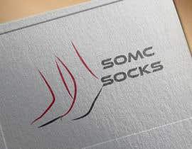 #83 untuk Brand name and logo for socks shop oleh Tavassum