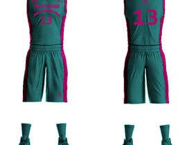 #18 для Design a basketball team uniform от alaasaleh6