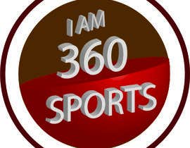 #5 para IAM360SPORTS TRAVEL 3D logo redesign por labonitaniya3003