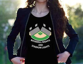 #19 untuk baseball tshirt design contest oleh shadmanwrivu