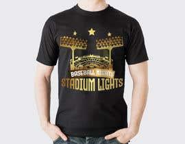 #33 untuk baseball tshirt design contest oleh himubhaii