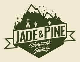 EdgarxTrejo tarafından Logo Design for Company ( Jade & Pine ) için no 80