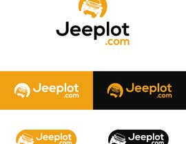 "#58 untuk Logo and Branding for ""JeepLot"" our site JeepLot.com oleh taoufikelba"