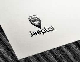 "#118 untuk Logo and Branding for ""JeepLot"" our site JeepLot.com oleh vectorator"
