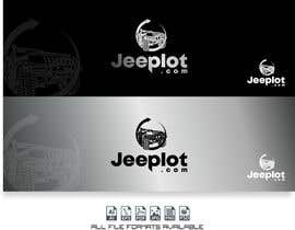 "#135 untuk Logo and Branding for ""JeepLot"" our site JeepLot.com oleh alejandrorosario"