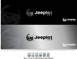 "#137 untuk Logo and Branding for ""JeepLot"" our site JeepLot.com oleh alejandrorosario"