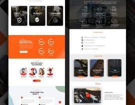 Nro 25 kilpailuun Design Freightlancer.com home pages käyttäjältä benleulmuzakaria