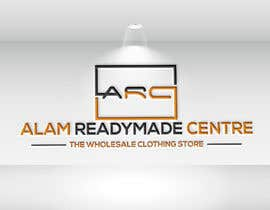 #124 untuk Brand Logo for our client - alam readymade centre oleh neelneel160