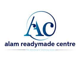 #107 untuk Brand Logo for our client - alam readymade centre oleh jakirhosen9901
