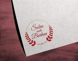 Nro 42 kilpailuun Design two wedding themed logos käyttäjältä ninapiperski