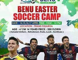 Nro 8 kilpailuun design a soccer flyer käyttäjältä maidang34