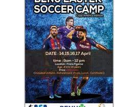 Nro 13 kilpailuun design a soccer flyer käyttäjältä rkoshakib