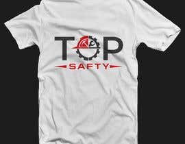 "#27 for I need a logo designed for my new business.  ""Top safety"" the logo should look like a safety/ personal protection wear company using colours like red yellow black deep blue etc. please be creative by thtoufiq"